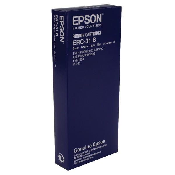 Epson ERC31 Fabric Ribbon Black C43S015369