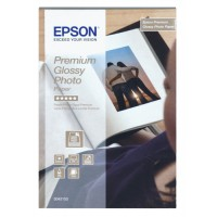 Image for Epson Premium Glossy Photo Paper 13x18cm Pack of 30 C13S042154