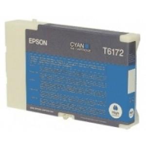 Epson B-500DN High Capacity Inkjet Cartridge Cyan C13T617200