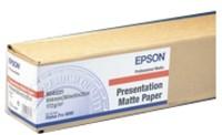 Epson Presentation Matt Paper Roll 44 inches x25 Metres C13S041220