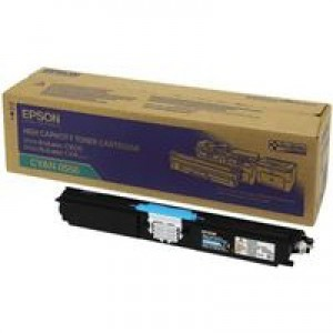 Epson AcuLaser C1600/CX16 Toner Cartridge High Capacity 2.7K Cyan C13S050556