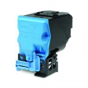 Epson Toner Cartridge Standard Capacity Cyan C13S050592