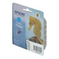 Epson R300/RX500 Inkjet Cartridge Cyan 13ml T0482 C13T048240