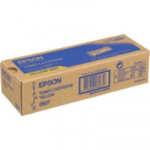 Epson C2900N Toner Cartridge Yellow C13S050627
