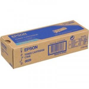Epson C2900N Toner Cartridge Cyan C13S050629