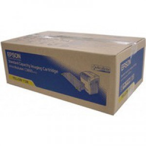 Epson AcuLaser C3800 Toner Cartridge Yellow C13S051128