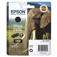 Epson XP750/850 Elephant Inkjet Cartridge 24XL High Yield Black