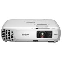 Image for Epson EBX18 Bright Portable GAA Projector White