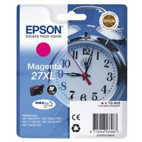 Epson WF3620 Alarm Clock High Yield Inkjet Cartridge Magenta C13T27134010