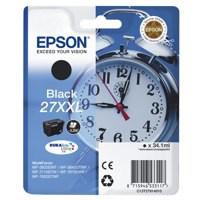 Epson 27XXL Black Extra High Yield Inkjet Cartridge C13T27914010 / T2791