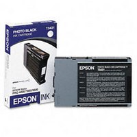 Epson Stylus Photo 7600 Inkjet Cartridge Black C13T543100