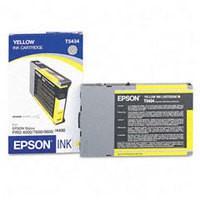 Epson Stylus Photo 7600 Inkjet Cartridge Yellow C13T543400