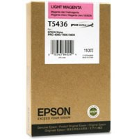 Epson Stylus Photo 7600 Inkjet Cartridge Light Magenta C13T543600