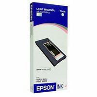 Epson Stylus Pro 10600 Inkjet Cartridge Light Cyan C13T549500