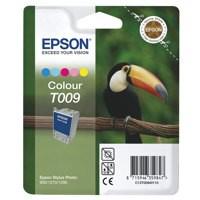 Epson T009 Inkjet Cartridge Intellidge Toucan Page Life 330pp Colour Ref C13T00940110