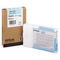 Epson Stylus Pro 4800/4880 Inkjet Cartridge Light Cyan C13T605500