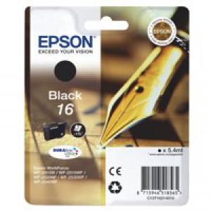 Epson Pen and Crossword Ink Cart Blk C13T16214010