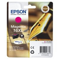 Epson 16XL Magenta High Yield Inkjet Cartridge C13T16334010 / T1633