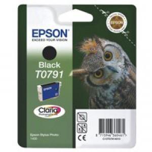 Epson Stylus Photo 1400 Inkjet Cartridge Black C13T079140