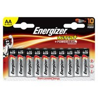 Energizer Ultra Plus Batteries AA Ref 637551 [Pack 16]