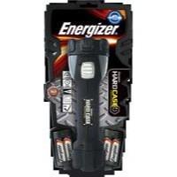Energizer Hardcase Pro 4AA Torch 4 Super Bright Leds 30Hr Weatherproof Shatterproof Lens Code 630060