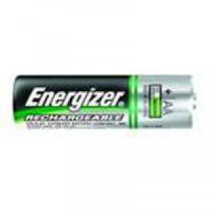 Energizer Rechargeable Battery AA 2000MAH Pk 10 634354
