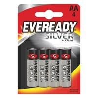 Energizer Eveready Silver alkaline AA/r03 fsb4 n/a 637329