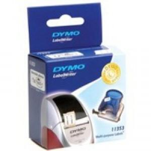 Dymo LabelWriter Labels Multipurpose 24x12mm Ref 11353 S0722530 [Pack 1000]
