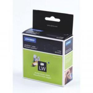 Dymo Multi-Purpose Label 19x51mm Pk 500 White S0722550