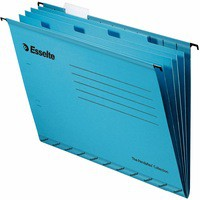 Esselte Pendaflex Hanging File Divider Black Foolscap 93135