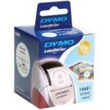 Dymo CD/DVD Label White 14681 S0719250