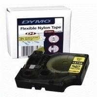 Dymo Tape ID1-12-1120 12mm x5.5m White S0718210
