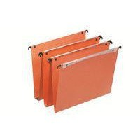 Esselte Orgarex 30mm Vertical Suspension File A4 Pack of 25 21633
