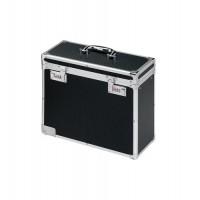 Image for Leitz Vaultz A4 Personal Mobile Filing Case Black 67160095