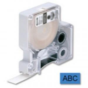 Dymo 4500 Tape Black/Blue 45016 S0720560