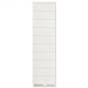Esselte Suspension File Insert 60x20mm 10 Strips Pack of 100 1751-00-01