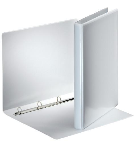 Esselte Presentation 4-Ring Binder 15mm A4 White 49700