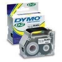 Dymo 6000 Tape 19mm x10 Metres Yellow 61914 S0721180