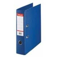 Esselte Lever Arch File PVC A4 75mm Blue 48065