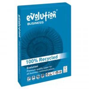Evolution Business Paper A4 100gsm White Ream EVBU21100