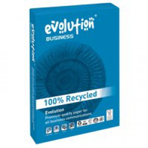 Evolution Business Paper A4 120gsm White Pack of 250 EVBU21120