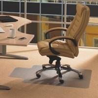 Floortex PVC Carpet Chairmat 920x1210mm 119225LV