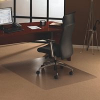 Floortex Polycarbonate Carpet Chairmat 1115223ER