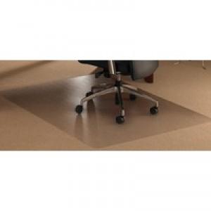 Floortex Polycarbonate Carpet Chairmat 990x1250mm 119923SR