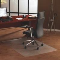 Floortex Polycarbonate Carpet Chairmat Rectangular 890x1190mm 118923ER