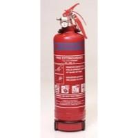 Fire Extinguisher 1 Kg ABC Powder ABC1000