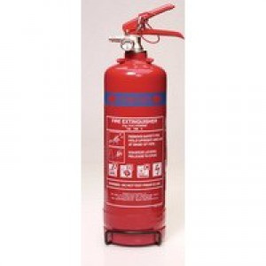 Fire Extinguisher 2 Kg ABC Powder ABC2000