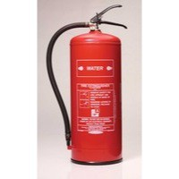 Fire Extinguisher Water 9 Litres XWS9