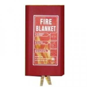 Fire Blanket Fibreglass 1800x1200mm FB64P
