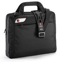 Image for Falcon i-stay Black Laptop Organiser Bag